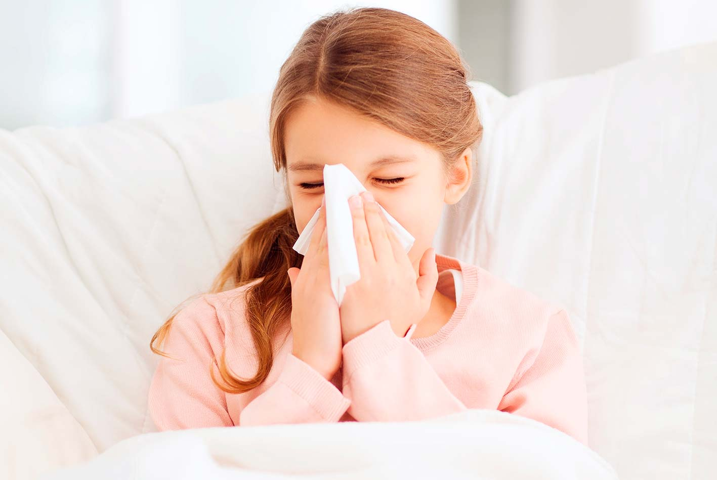 allergia bambini